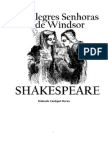 SHAKESPEARE-As Alegres Senhoras de Windsor