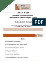 Sirseloudi Teras Index