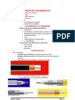Transmissão da informação-Meios de Transmissão