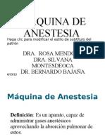 Maquina de Anestesia 2