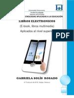 Trabajo Final de Nuevas Tenologias E-Book