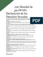 Derechos Sexuales WORD