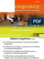 11 Emergencias Respiratorias