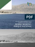 Guia de La Biodiversidad en La Peninsula de Mejillones. Morro Moreno, Parque Nacional
