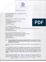 City Letter to Megabus