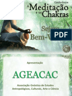 AGEACAC - Meditacao e Chakras