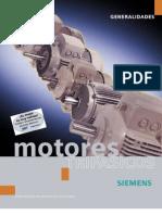 Catálogo tecnico motores