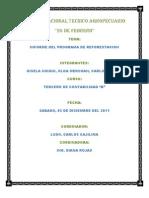 Informes Del Proyecto de Reforestacion