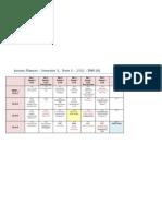 Lesson Planner Term 1 t Mrb