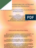 EDUCACIÓN INTERCULTURAL FANNY