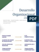 D. Organizacional