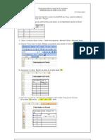 Tutorial Proporciones en Excel