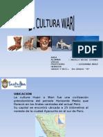 Trabajo Cultura Wari