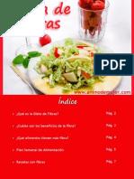Dieta Fibras