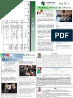 Baptist Papanui News letters