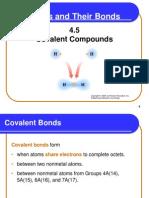 4 5 Covalent Compounds