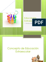 Educación Extraescolar =D