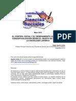 El Control Social
