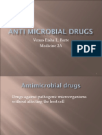 Anti Microbial Therapy