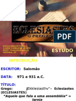 Eclesiastes 2012