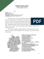 Republica Federal¦â Germania