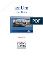 AxiUm Manual