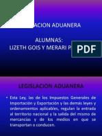 LEGISLACION ADUANERA