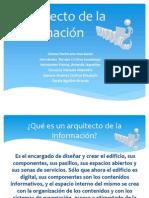 Arquitecto de la Información (1)