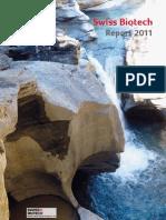 Swiss Biotech Report 2011