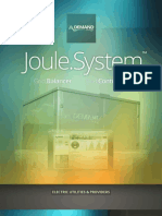 Joule.System™ for Electric Utilities & Providers by Demand Energy