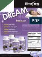 Yoli Dream Flyer