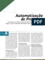 automatização de processos