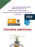 Circuitos eléctricos sec.4XXX