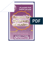 Respect for Graves of the Muslims