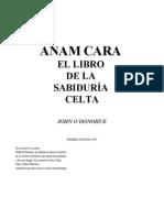 7209629 Anam Cara El Libro de La SabidurIa Celta