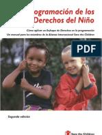 Programación con enfoque de derechos del niño