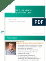 Presentacion Manufactura Verde