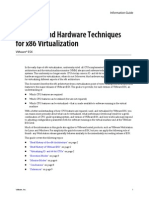 Software Hardware Tech x86 Virt