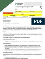 Lectura-5-NTP_336Absorcion de Sustancias Quimicas Por La Piel