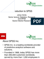 Introduction to Spss1545