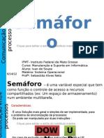 Comunicação entre processos - Semáforo