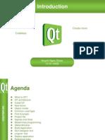 Qt Introduction