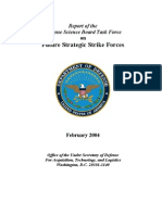 DOD-Future Strategic Strike Forces