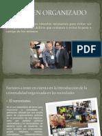 Crimen Organizado Expo