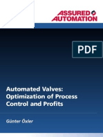 Assured Automation Automated Valves Oxler