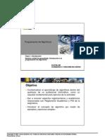 ProgramacionAlgoritmos Clase 1 Duoc 2012 01