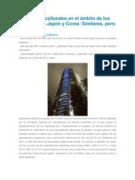 Diferencias culturales en el ámbito de los negocios en Japón y Corea