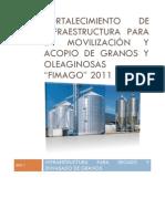 Fortalecimiento de Infraestructura Para La Movilizacin y Acopio de Granos y Oleaginosas