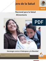 Mensajero Salud Estrategia Obesidad 25ene10