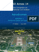 Chapter 1 - Aerodrome Design